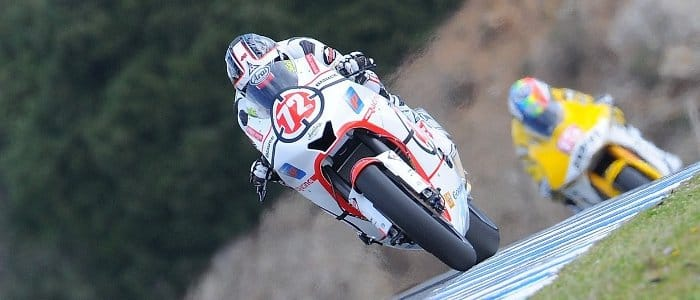 Yuki Takahashi - Photo Credit: MotoGP.com
