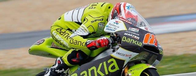 Nico Terol - Photo Credit: MotoGP.com