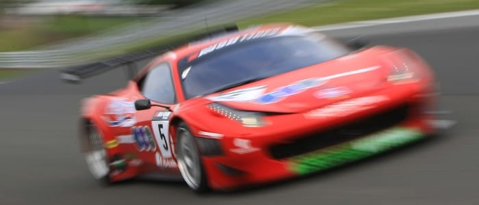 Scuderia Vittoria Ferrari 458 - Photo Credit: SRO