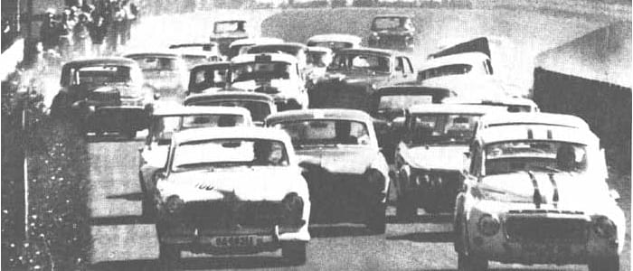 1963 Touring Cars