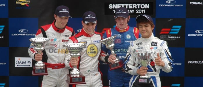 F3 podium - Photo Credit: Chris Gurton Photography