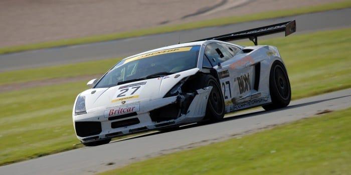 Eclipse Motorsport Overcome Damage For Britcar Donington Win