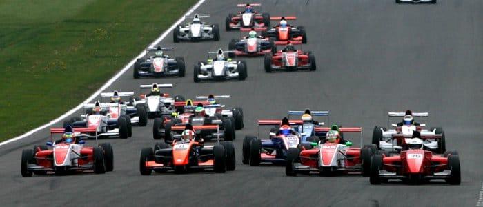 2011 Formula Renault BARC Field