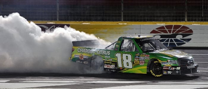 Kyle Busch - Photo Credit: Drew Hallowell/Getty Images for NASCAR
