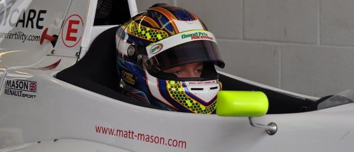 Matt Mason (Credit: Simon Paice)