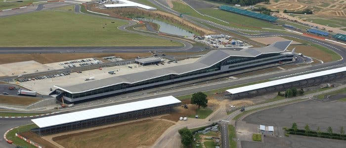 The Silverstone Wing - Photo Credit: Silverstone Circuits Ltd.