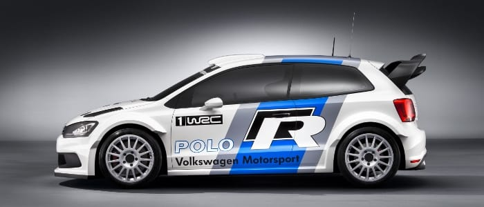 VW Pole R WRC - Photo Credit: Volkswagen Motorsport