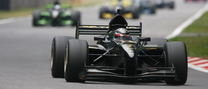Giovanni Venturini - Photo Credit: Auto GP