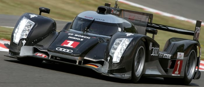Audi R18 - Photo Credit: Audi Motorsport