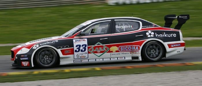 Andrea Bertolini - Photo Credit: Superstars Series