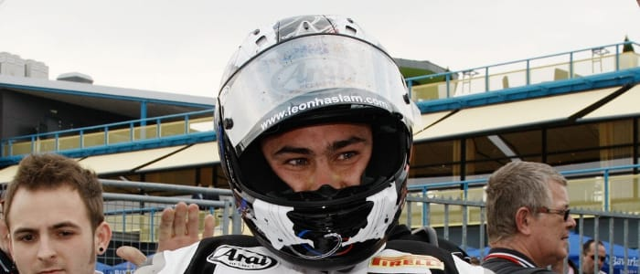 Leon Haslam - Photo Credit: BMW AG