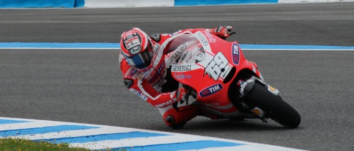 Nicky Hayden - Photo Credit: Ducati Corse