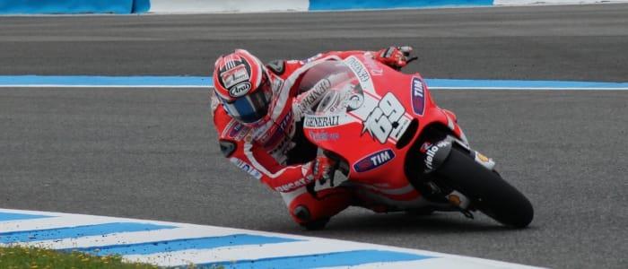Nicky Hayden - Photo Credit: Ducati Corse
