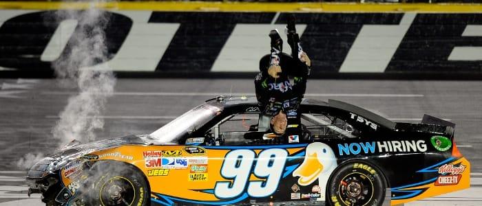 Carl Edwards - Photo Credit: Jared C. Tilton/Getty Images for NASCAR