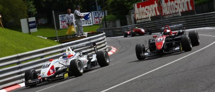 F3 last raced at Pau in 2008 - Photo Credit: ITR
