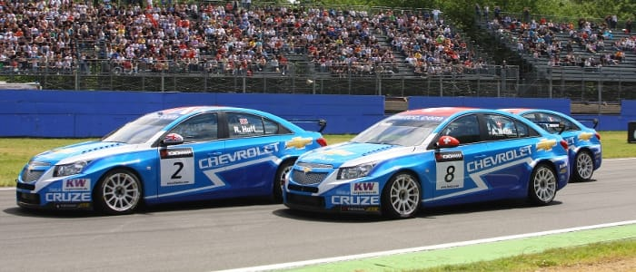WTCC Chevrolet - Photo Credit: fiawtcc.com