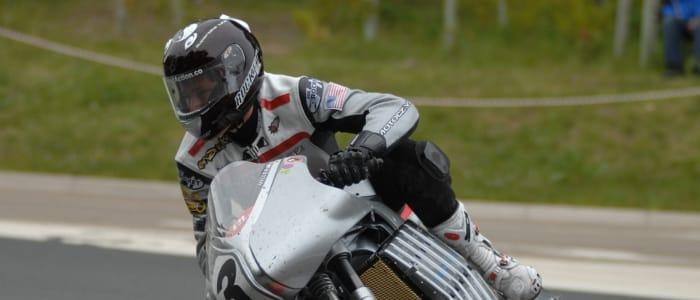 MotoCzysz - Photo Credit: Isle of Man TT