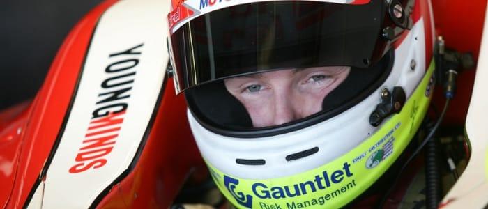 1.Jon Lancaster has signed up to the 2011 FIA Formula Two Championship - Photo Credit: Jakob Ebrey