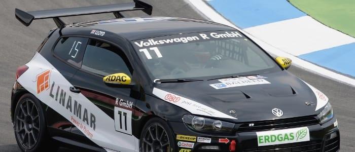Daniel Lloyd - Photo Credit: Volkswagen Motorsport