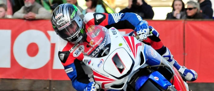 John McGuiness - Photo Credit: Isle of Man TT