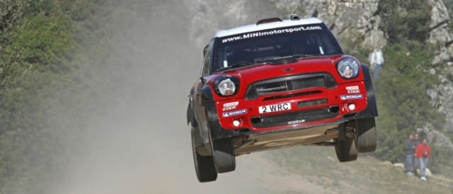 MINI John Cooper Works WRC - Photo Credit: MINI UK
