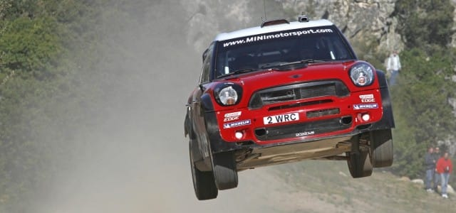 The Mini John Cooper Works WRC will make its British debut this weekend, fresh from its maiden appearance in the World Rally Championship at Rally d'Italia. Dani Sordo will drive...