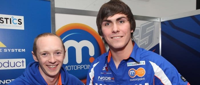 James Westmoreland and Loris Baz - Photo Credit: Motorpoint