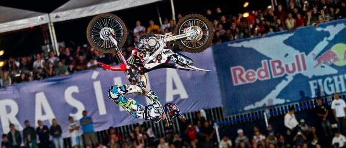 Nate Adams - Photo Credit: Joerg Mitter for Red Bull X-Fighters