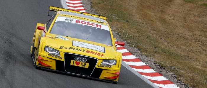 Mike Rockenfeller - Photo Credit: ITR