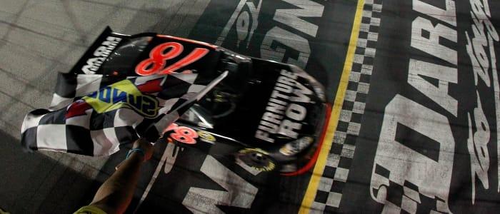 Regan Smith - Photo Credit: Tom Pennington/Getty Images for NASCAR