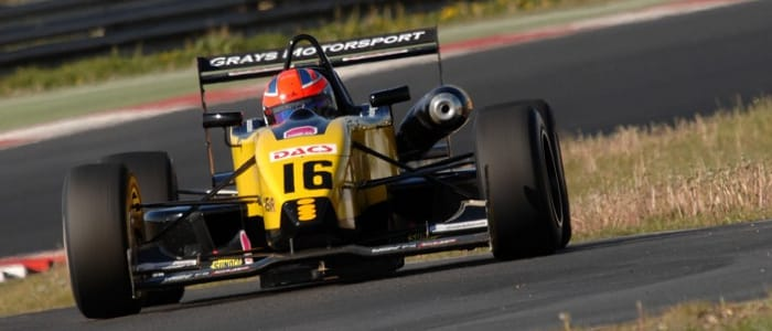 Aaron Steele MSV F3 Cup