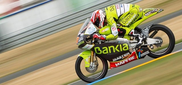 After seeing his domination of the 2011 125cc World Championship ended at Le Mans, Nicolas Terol will be determined to return to winning ways as the series returns to Spain....