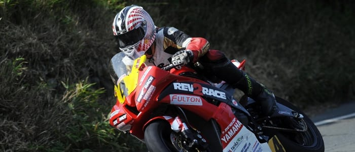 Simon Fulton - Photo Credit: Isle of Man TT