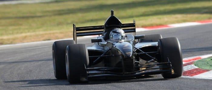 Giovanni Venturini - Photo Credit: Auto GP