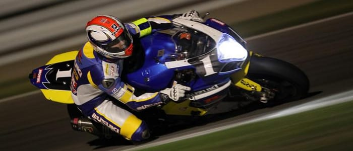 Vincent Philippe - Photo Credit: Suzuki Racing