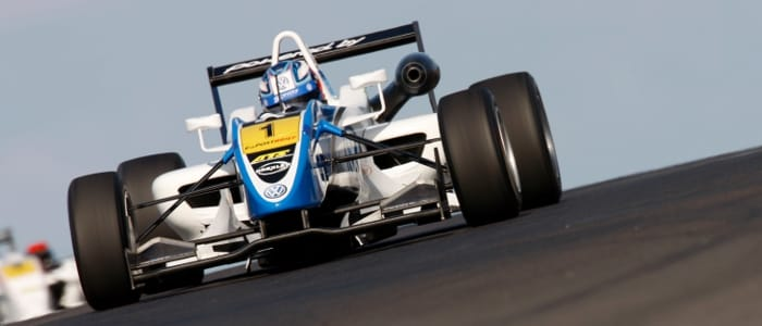 Marco Wittmann in F3 Euroseries action - Photo Credit: ITR