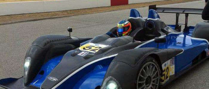 Archie Hamilton in PR1 Motorsport's LMPC Car