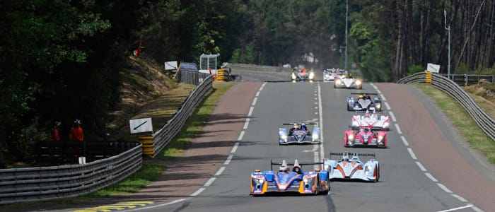 24 Hours of Le Mans 2011 - Photo credit: ORECA