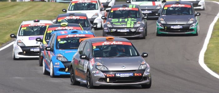 James Dixon Leads The Field In Round Seven (Credit: Jakob Ebrey Photography)