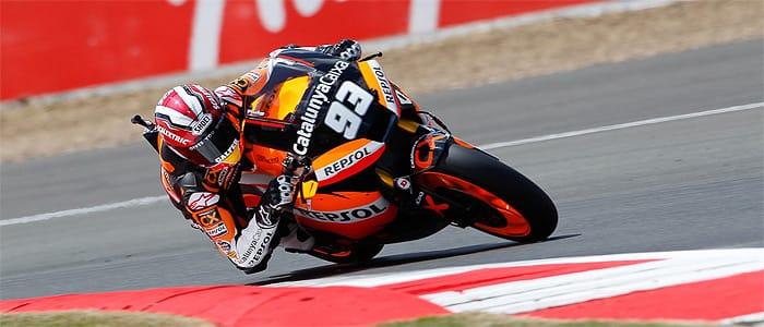 Marquez - Photo credit: MotoGP.com