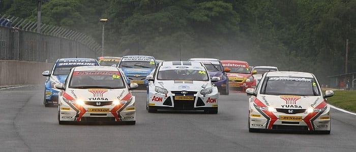 Oulton Park Race 1 - Photo credit: BTCC.net