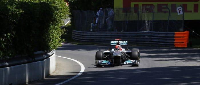Michael Schumacher - Photo Credit: Pirelli