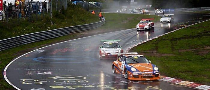 Tim Harvey at the Nurburgring