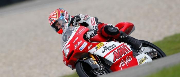 Zarco in action - Photo credit: MotoGP.com