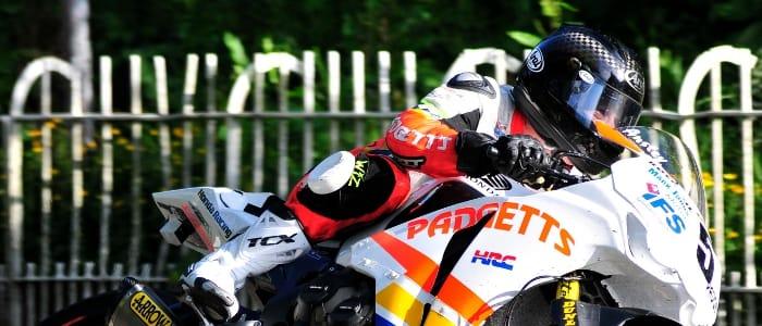 Bruce Anstey - Photo Credit: Isle of Man TT