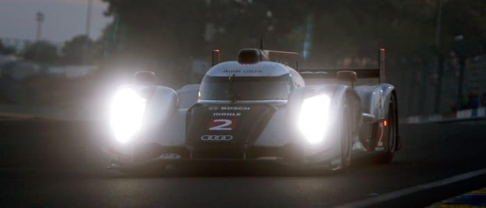 Fassler/Treluyer/Lotterer Audi - Photo Credit: Audi Motorsport