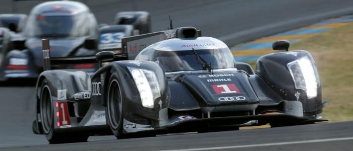 Audi R18 no.1 - Photo Credit: Audi Motorsport