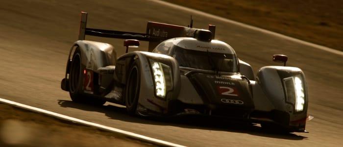 No.2 Audi R18 - Photo Credit: Audi Motorsport