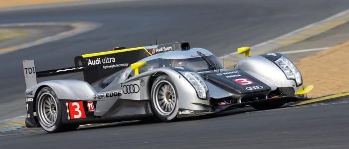 Audi R18 - Photo Credit: Audi Motorsport