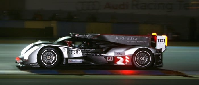 Fassler, Lotterer, Treluyer Audi - Photo Credit: Audi Motorsport